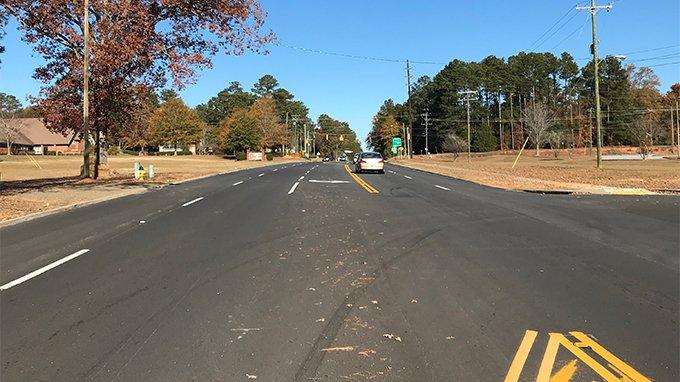 SC Highway 254 Greenwood County