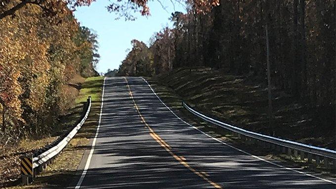 SC Highway 28 McCormick County – 2