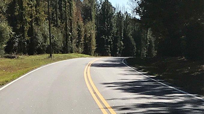 SC Highway 28 McCormick County – 1
